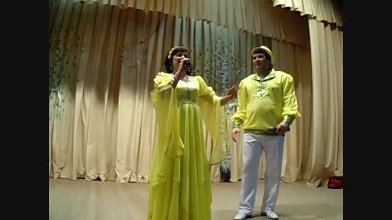 Крапива-лебеда-Свелана Синченко и Александр Абрамов