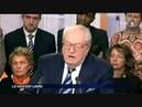 Jean Marie Le Pen refroidit deux journalistes