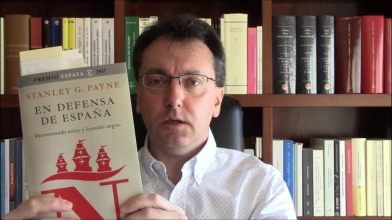Crítica de En defensa de España de Stanley G Payne