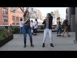 A New York Minute ~ Tap Dancers Hillary-Marie &amp Yoshiko Hida