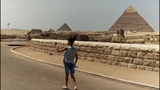 Omar Arnaout - Visit to the pyramids of Egypt