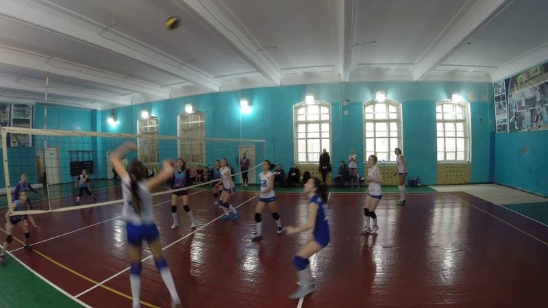 ОВЛВ. 5 тур. Женская лига. ВК Джинестра - ВК Фаворит