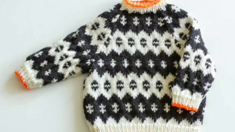 New sweater design for kids in hindi - woolen sweater designs
