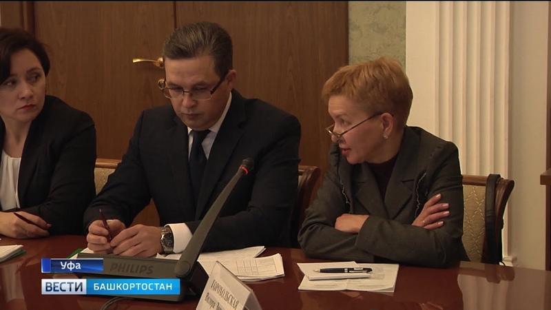 Работа Башгидромета вызвала резкую критику Радия Хабирова