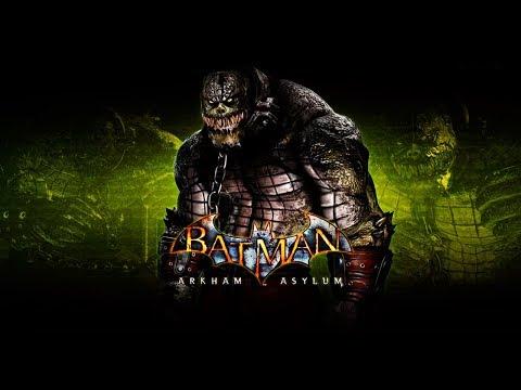 ЛОГОВО КРОКА - Batman Arkham Asylum GOTY Edition.