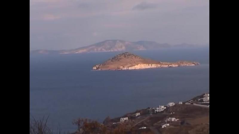 Патмос (Остров Откровения)