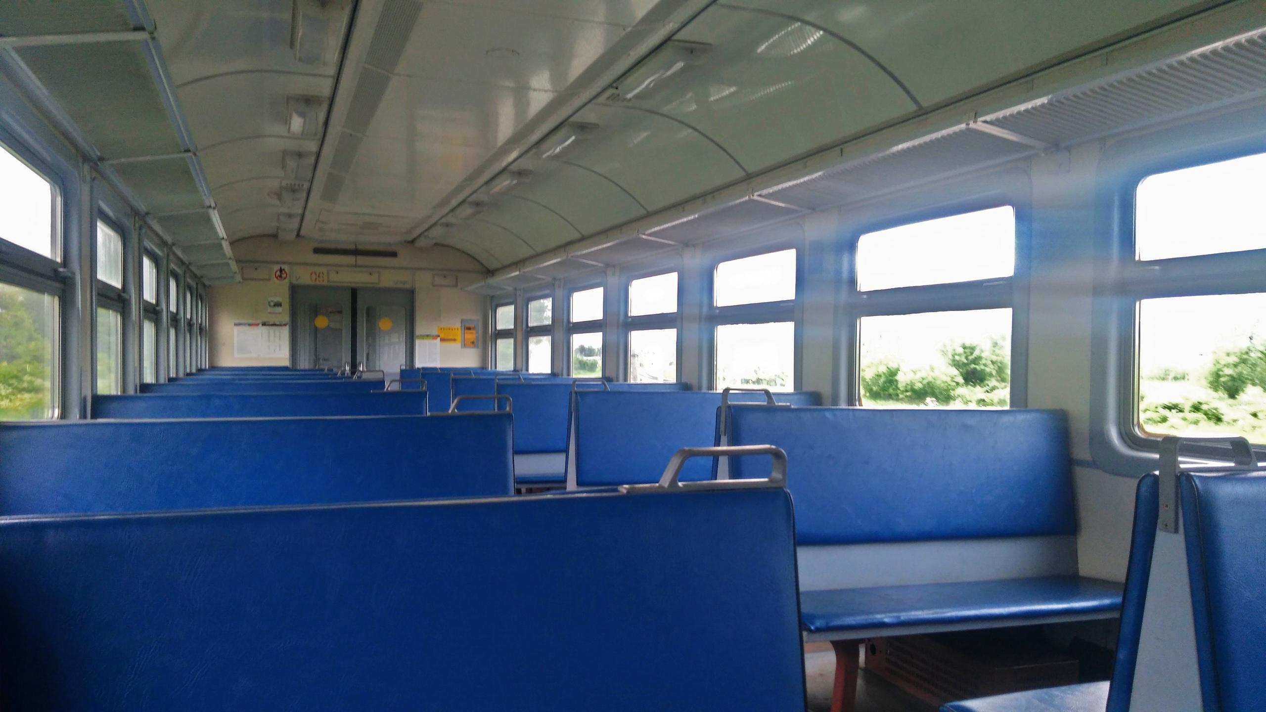 Пустой салон