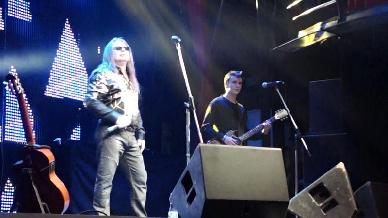 Рок-Острова, концерт в Кирове, Gaudi Hall, 19.11.2016