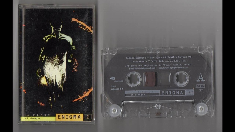 (1993) Enigma - The Cross Of Changes [Cassette Rip]