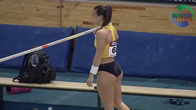 Italian Athletics Indoor 2019   W Pole Vault   ᴴᴰ