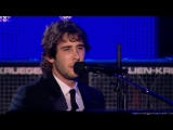Josh Groban - Harvest Moon at Musicares tribute to Neil Young