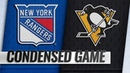02 17 19 Condensed Game Rangers @ Penguins