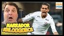 PEDRINHO leva NARRADOR à LOUCURA Corinthians 2 x 1 Flamengo
