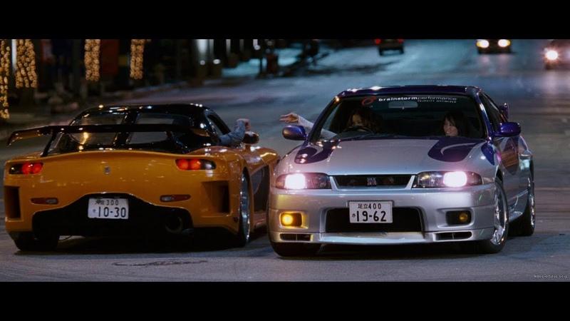 Лучший фильм про гонки Самые скоростные машины Без тормозов