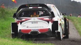 Toyota Yaris WRC Tribute - 10 Minutes of Pure Sounds at Rallye Deutschland 2017!