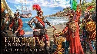 РАЗВАЛИВАЕМ СРИ -_- Golden Century Europa Universalis IV