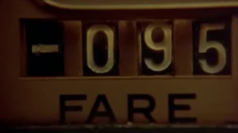 F R David Taxi video from film TAXI DRIVER