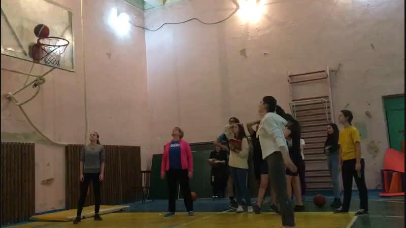 Соревнования «Броски.Баскетбол»