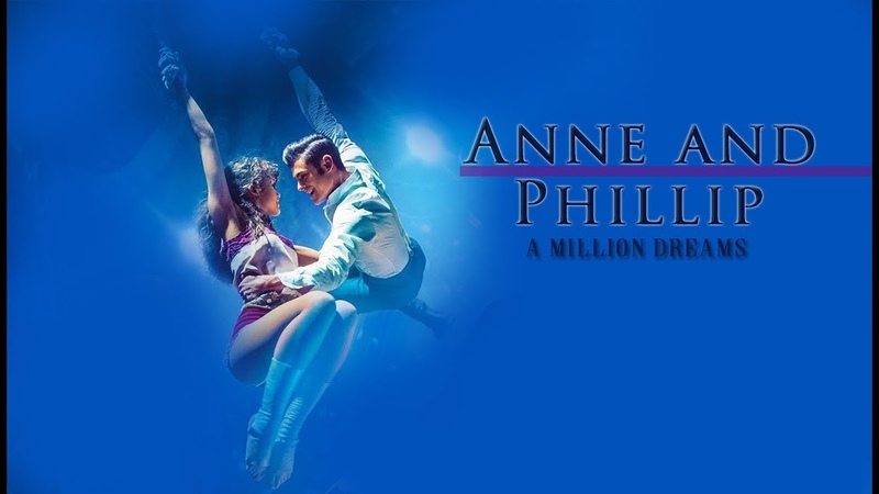 Anne and Phillip ( HBD Lore and Mada )