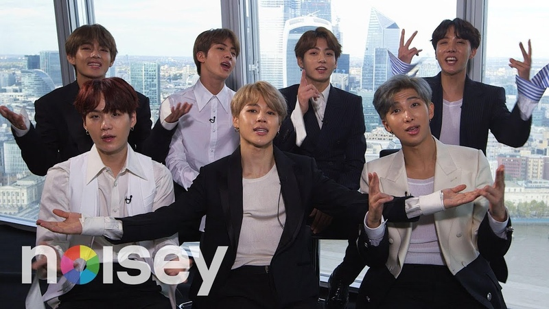 BTS on Having No Friends Drake and Pokémon The Noisey Questionnaire of Life