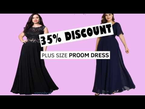 TRY ON 2019 PLUS SIZE PROM DRESSES CHEAP PRICE WITH UPTO 39% DISCOUNT