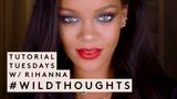 Уроки макияжа от Рианны Tutorial Tuesdays #4