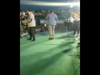 Жаноб Расул концертинде Аскар Ережепов жанлы хауазда айтты