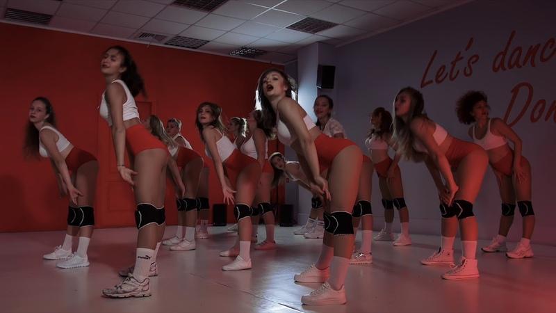 16 shots Reggaeton Twerk Dancehall