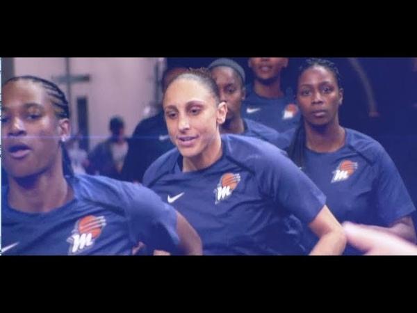 WNBA x Captain Marvel