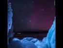 Ночное небо так красиво и завораживает ✨
