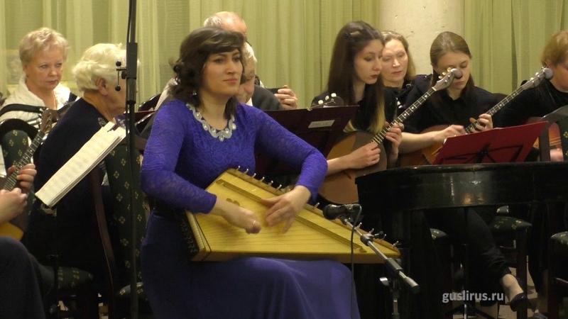 Вера Городовская Ходила младёшенька - обр. русской народной песни
