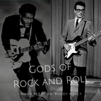 Chuck Berry альбом Gods of Rock and Roll: Chuck Berry vs. Buddy Holly