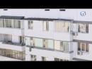В поселке городского типа Первомайское закончился капитальный ремонт трёх пятиэтажных домов