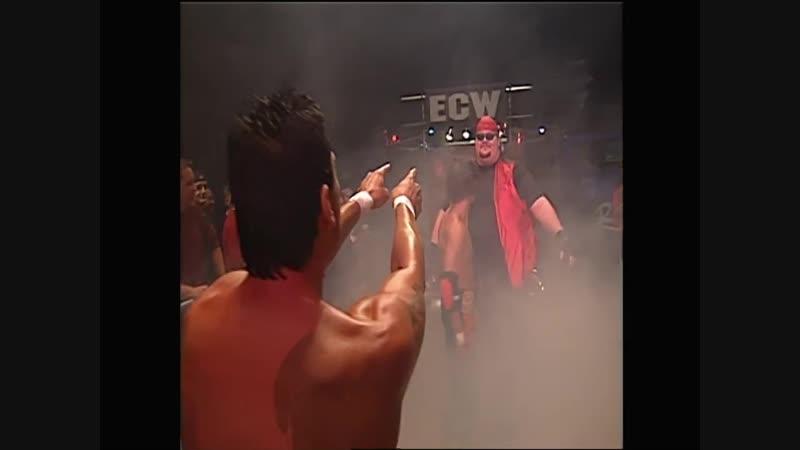 ECW. Anarchy Rulz 2000