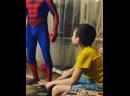 Человек-паук на страже порядка