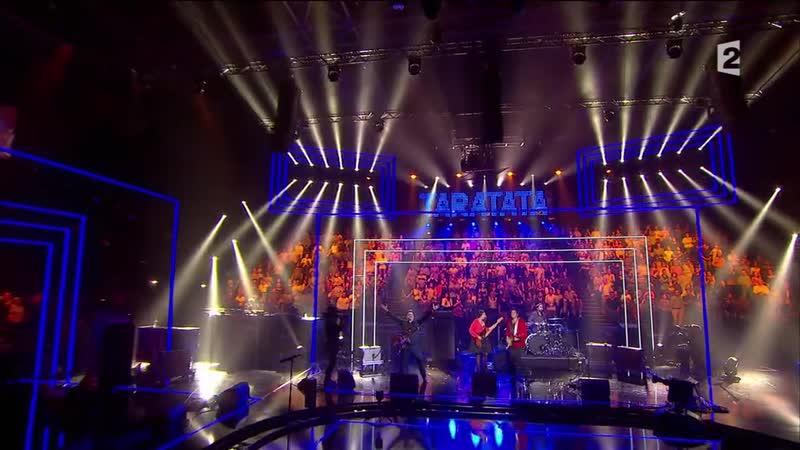 Taratata 100% live Zénith de Paris 2015