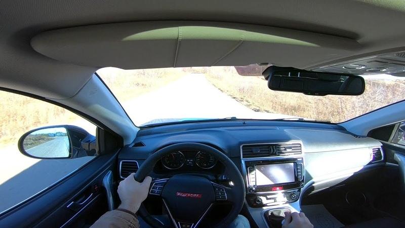 2018 Haval H6 1.5T (150) 4WD POV Test Drive