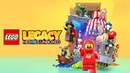 LEGO Legacy Heroes Unboxed Official Teaser Trailer!