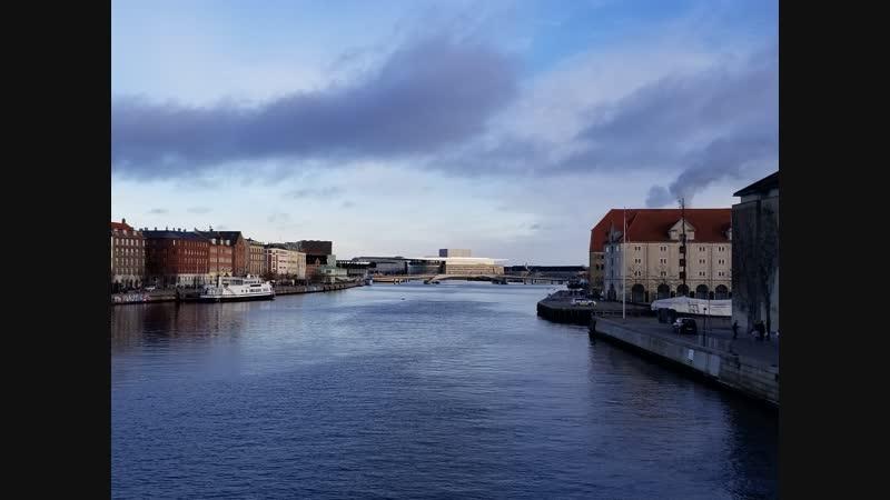 Захарка едет: Копенгаген (Дания).