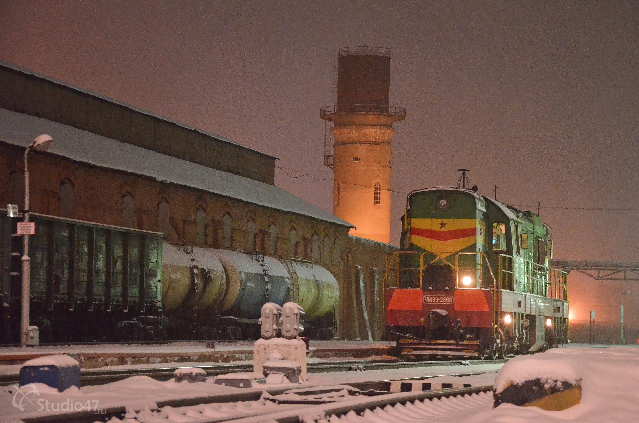 Вокзал Борисоглебск