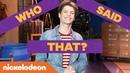 Play 'WHO SAID IT' 🙊 w/ Jace Norman, Lizzy Greene, Kira Kosarin More! KnowYourNick