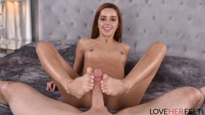 Vanna Bardot HD 720, All Sex, Redhead, Teen, Foot Fetish, Feet, Worship, Hardcore, Big Ass, POV, Blowjob,