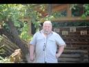 Открытие фестиваля Словенское поле 2014 Игорь Смолькин