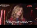 Капитан Марвел : ET на съемках со звездой фильма, Бри Ларсон (русские субтитры)