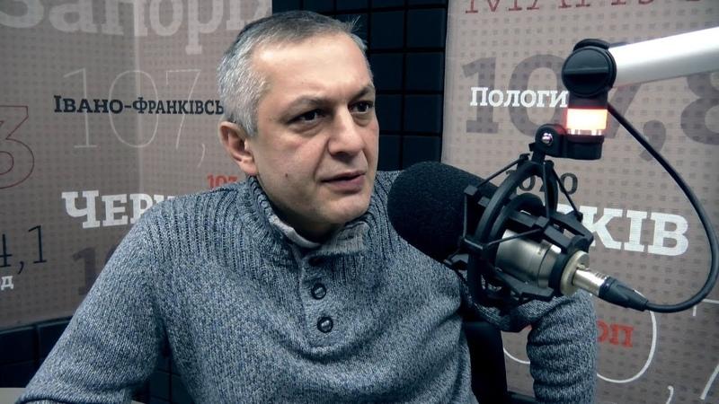Бачо Корчілава про вибори у Грузії та російсько-грузинські відносини