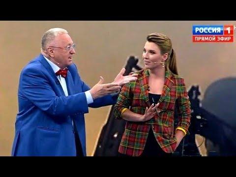 Поставим США к стенке! Жириновский РВЁТ в клочья антироссийскую ПОЛИТИКУ американцев!