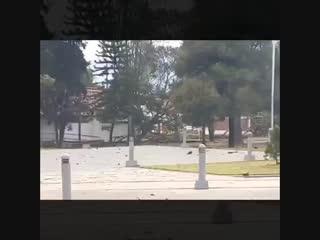В кадетской школе в Боготе произошёл теракт