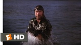 Missing in Action (910) Movie CLIP - Watery Vengeance (1984) HD