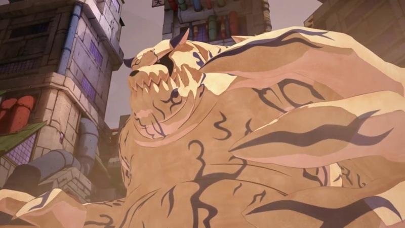 Tips on how to beat B rank Shukaku Showdown! in Naruto to Boruto Shinobi Striker