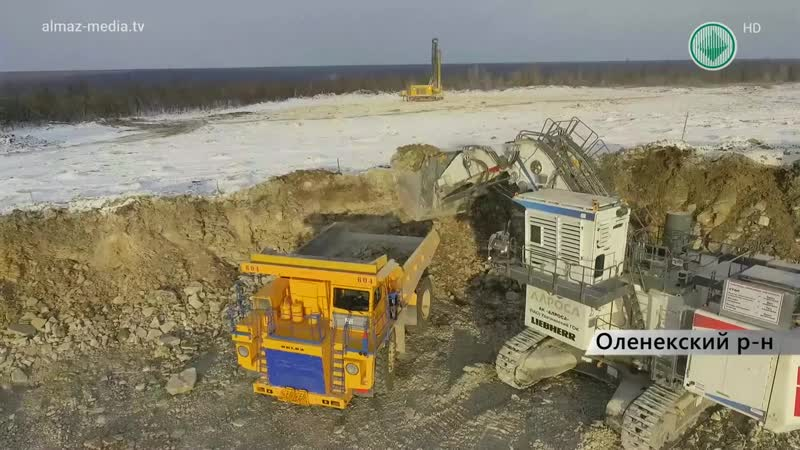 ГДК «Верхне-Мунское» - крупнейший инвестиционный проект АЛРОСА